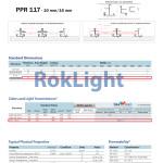 sistem fatade ppr117