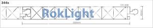 sistem modular roklight luminatoare