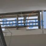 luminatoare din policarbonat tip banda