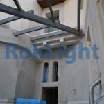 structura luminator roklight